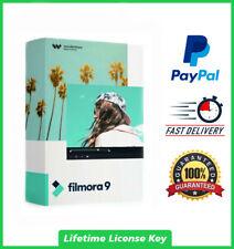 Filmora 9.5 ✔️2020✔️LifeTime License Key✔️multilingual✔️WINDOWS✔️