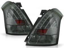 LED REAR TAIL LIGHTS LDSI03 SUZUKI SWIFT 2005 2006 2007 2008 2009 2010 SMOKE