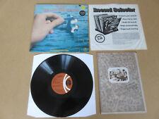 ALEX HARVEY Loch Ness Monster K-TEL UK ORIGINAL LP & BOOKLET WITHDRAWN 300 ONLY