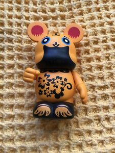 """Disney Vinylmation 3"""" Chinese Zodiac Tiger Figure signed zoey chan"""