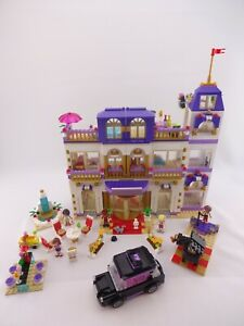 Lego Friends Heartlake Hotel Gunstig Kaufen Ebay
