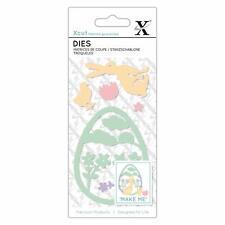 Xcut Small Dies Easter Rabbit 7 Dies