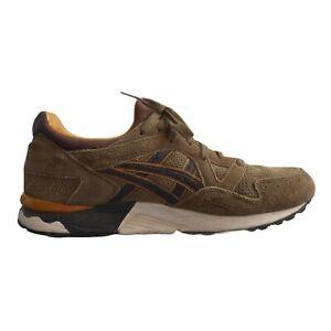Asics Gel Lyte V Shoes Men Size US 10 Color Olive - Dark Brown H507L