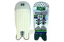 BDM DINAMICO SUPER Cricket Wicket Keeping Pads, per adulti: vendita Warehouse SVENDITA
