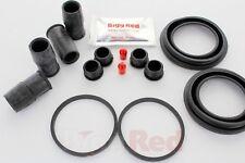 FRONT LH & RH Brake Caliper Seal Repair Kit for VAUXHALL CALIBRA 1989-1997 (5414