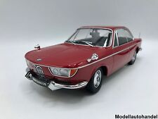 BMW 2000 CS 1965 - dunkelrot - 1:18 KK-Scale