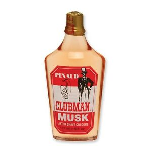 Clubman Pinaud Musk After Shave Cologne 6 fl oz