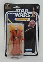 "Star Wars The Black Series Lucasfilm 50th Anniversary Obi-Wan Kenobi 6"" Figure"