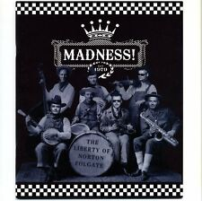 MADNESS - 30TH ANNIVERSARY TOUR PROGRAMME - 1979 - 2009 - SUGGS STIFF SKA 2 TONE