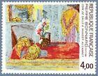 Timbre de 1984 - Pierre Bonnard 1867-1947 Coin de salle à manger- N° 2301 Neuf