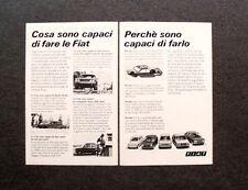 [GCG] M578 - Advertising Pubblicità - 1975 - FIAT