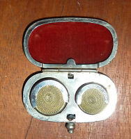 Ancien porte Louis pour Louis d'or, 20 francs, 10 francs , art populaire