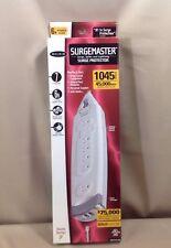 Belkin SurgeMaster •Surge,Spike,& Lightning Surge Protector •7 Outlet •F9H710-06