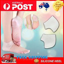1 Pair Silicone Moisturizing GEL Heel Socks Cracked Foot Skin Care Protector