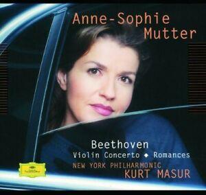 Beethoven: Violin Concerto; Romances (CD, Nov-2002, Deutsche Grammophon)
