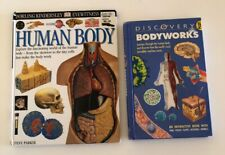 Lot Of 2 Human Body Discovery Bodyworks