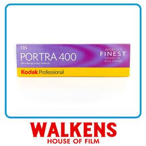 Kodak Portra 400 35mm Film - 5 rolls Pro-Pack - FLAT-RATE AU SHIPPING!