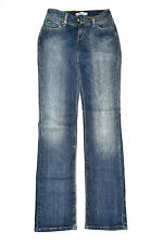 Stonewashed Levi's Damen-Jeans aus Denim