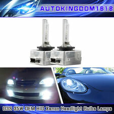 2x 35W D3S OEM HID Xenon Headlight Bulb Lamp Replacement for Philips or OSRAM