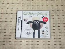 Shaun Das Schaf für Nintendo DS, DS Lite, DSi XL, 3DS