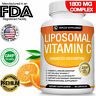 Vitamin C Liposomal 1800MG Capsules - High Absorption Vitamin C Pills Supplement