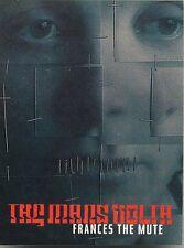The Mars Volta Frances The Mute RARE promo sticker '05