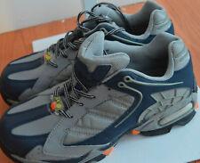 Nautilus Safety Sneakers ESD Safety Toe Ergolite Mens 10 Medium Gray