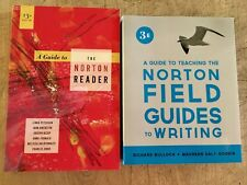 A Guide to the Norton Reader and Teaching the Norton Field Guides to Writing Set