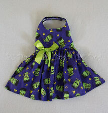 XS New Funny Frankenstein Dog dress clothes pet Halloween Clothing PC Dog®