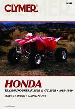 HONDA TRX250R FOURTRAX 250R ATC 250R 85-89 WORKSHOP MANUAL