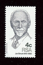 Sudafrica 1975 Jan Smuts conmemoración sg378 Mnh