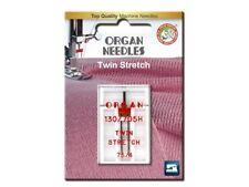 1 Nadel Twin Strech130/705 H Nähmaschinennadel