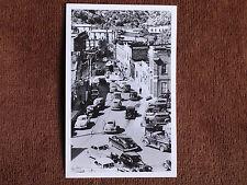 Bingham UT/Main Street/Pool Hall-Beer Signs/1930s-1940s Cars/RPPC/Unposted