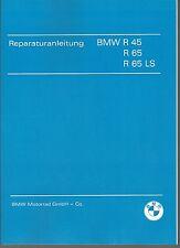 Werkstatthandbuch/ Reparaturanleitung / Manuel de Reparation BMW R 65 45 R45