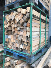 Brennholz Kamin Holz trocken 1 m³ Ofenholz Kubikmeter Nadelholz Feuer