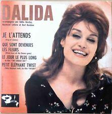 Dalida – Je L'Attends / E. Barclay, R. Lefèvre Burt Random / 5trk [ CD SINGLE ]