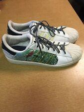 RARE~Adidas SUPERSTAR 2 Trainers campus samba chile galaxy gazelle Shoes~Mens 14
