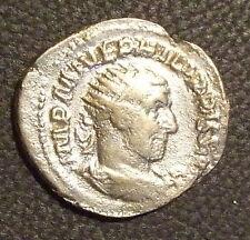 PHILIPPUS I (PHILIP THE ARAB) AR ANTONINIANUS. EXTRAORDINARILY RARE.