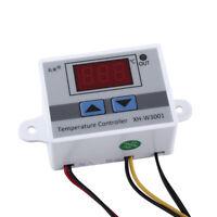 Interrupteur de Commande Du Thermostat Du ContrôLeur de TempéRature à LED N X2L4