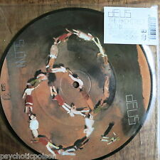 "dEUS ‎– The Architect / Slow - 7"" Picture Disc Single V2 ‎– VVR5050547 Cooperat."