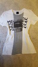 Zara T-Shirt Shirt V-Schnitt Rundhals Hemd Weiß Gr M 40 Man Herren c9ef47862c