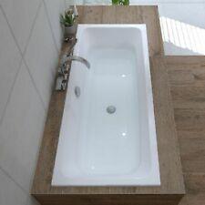 Villeroy&Boch Maxime Duo-Badewanne Acryl 170x75 cm inkl. Wannenfuß u. Ablauf