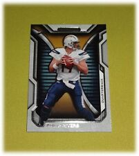 Autograph Philip Rivers San Diego Chargers Football Cards