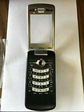 Lot of 10 New Blackberry Pearl 8220 Gray Housing With Keypad And Front Lens
