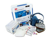3M™ Spraying Respirator Starter Kit 7551, A1P2 Half Face valve and soft silicone