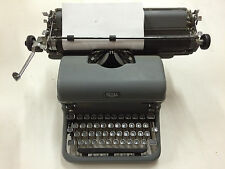 Vintage Royal Typewriter Magic Margin Touch Control Portland OR USPS Post Office