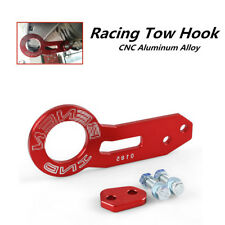 Red Universal Rear Tow Hook Ring Fits For CIVIC INTEGRA EG EK DC DC2