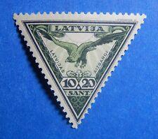 1932 LATVIA 10S/20S SCOTT# CB6 MICHEL # 203A UNUSED NH                   CS40097