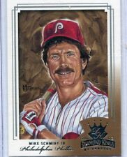 2003 Donruss Diamond King Card Mike Schmidt HOF Philadelphia Phillies NR MT #164