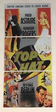 """MOVIE POSTERS: MOVIE STARS Breygent Complete """"TOP HAT"""" Chase Card Set"""
